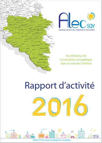 Rapport d'activité 2016