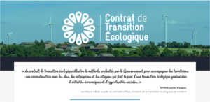 Contrats de transition écologique : lancement d'un nouvel appel à candidatures