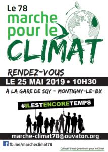 le 78 Marche pour le Climat