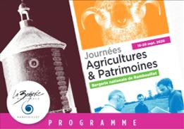 L'ALEC sera présente aux journées Agricultures et Patrimoines : samedi 19 septembre