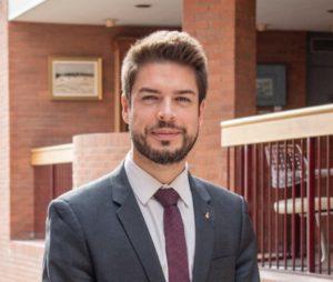 Jean-Baptiste Hamonic nouveau Président de l'ALEC SQY