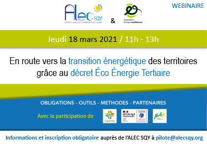 INVITATION Webinaire Décret Eco Energie Tertiaire 18 02 2021-1