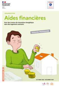 Les aides financières pour la rénovation énergétique : nouveau guide de l'ADEME