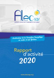 Read more about the article Le rapport d'activité 2020 de l'ALEC SQY est en ligne !